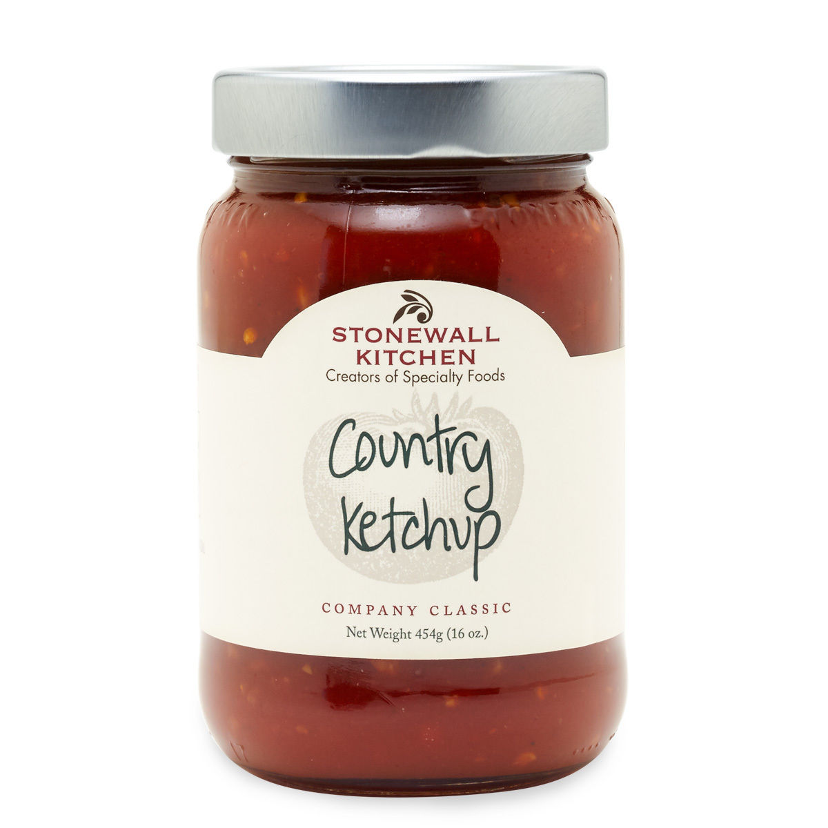 STONEWALL KITCHEN : COUNTRY KETCHUP saveur  incomparable