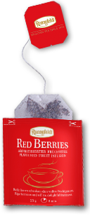 Tisane aux Fruits RONNEFELDT: RED BERRIES (sachet)