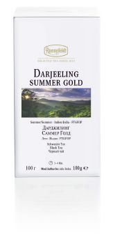 RONNEFELDT White Collection : Darjeeling Summer Gold