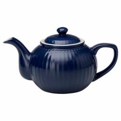 GREENGATE : Théière Alice dark blue