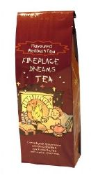 Thé rouge aromatisé  : FIREPLACE DREAMS TEA