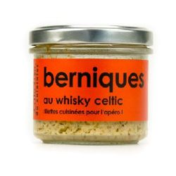 LAtelier du Cuisinier : Tartinable de BERNIQUES au whisky celtic