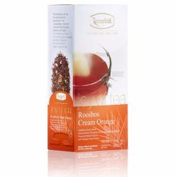 "RONNEFELDT sachet ""JOY OF TEA""  (leafcup) : ROOIBOS  CREAM ORANGE"